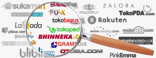 Toko Online Di Indonesia
