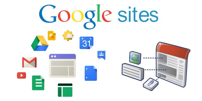 Membuat Website Gratis Dengan Google Site